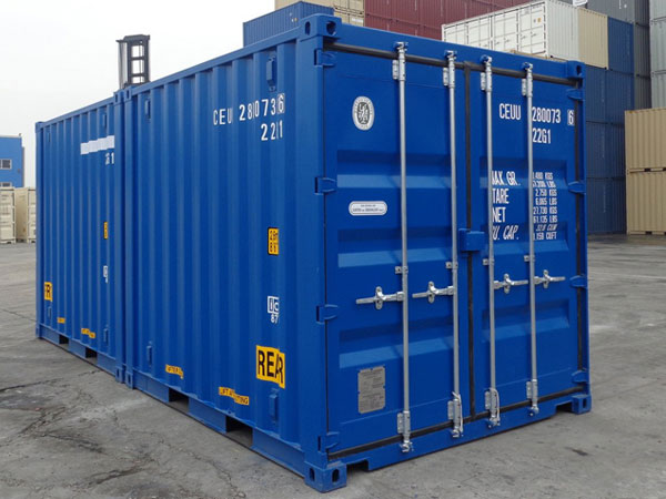 Shipping Containers For Sale   New or Near-New   10ft ...